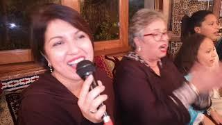 أحسن حضرة نسوية في المغرب/Saida Alaoui