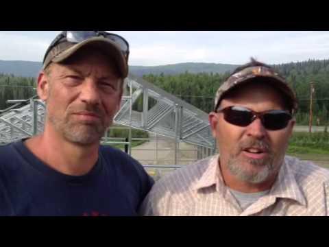 Building Project Alaska video