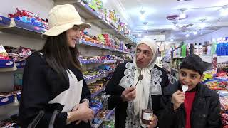 ابتهاج  ملكة الدعايات سوبر ماركت طارق