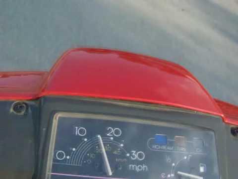 1992 Yamaha Razz Pulls