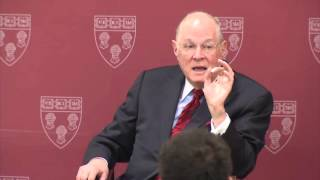 Supreme Court Associate Justice Anthony Kennedy visits HLS