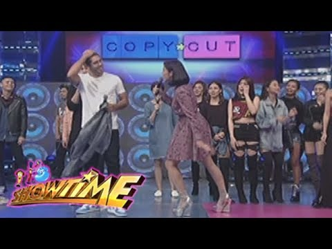 It's Showtime Copy-Cut: Anne asks Gerald Anderson 'Taga San Ka?'