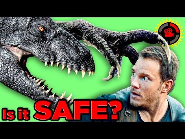 Film Theory: How To SAVE Jurassic Park (Jurassic World)