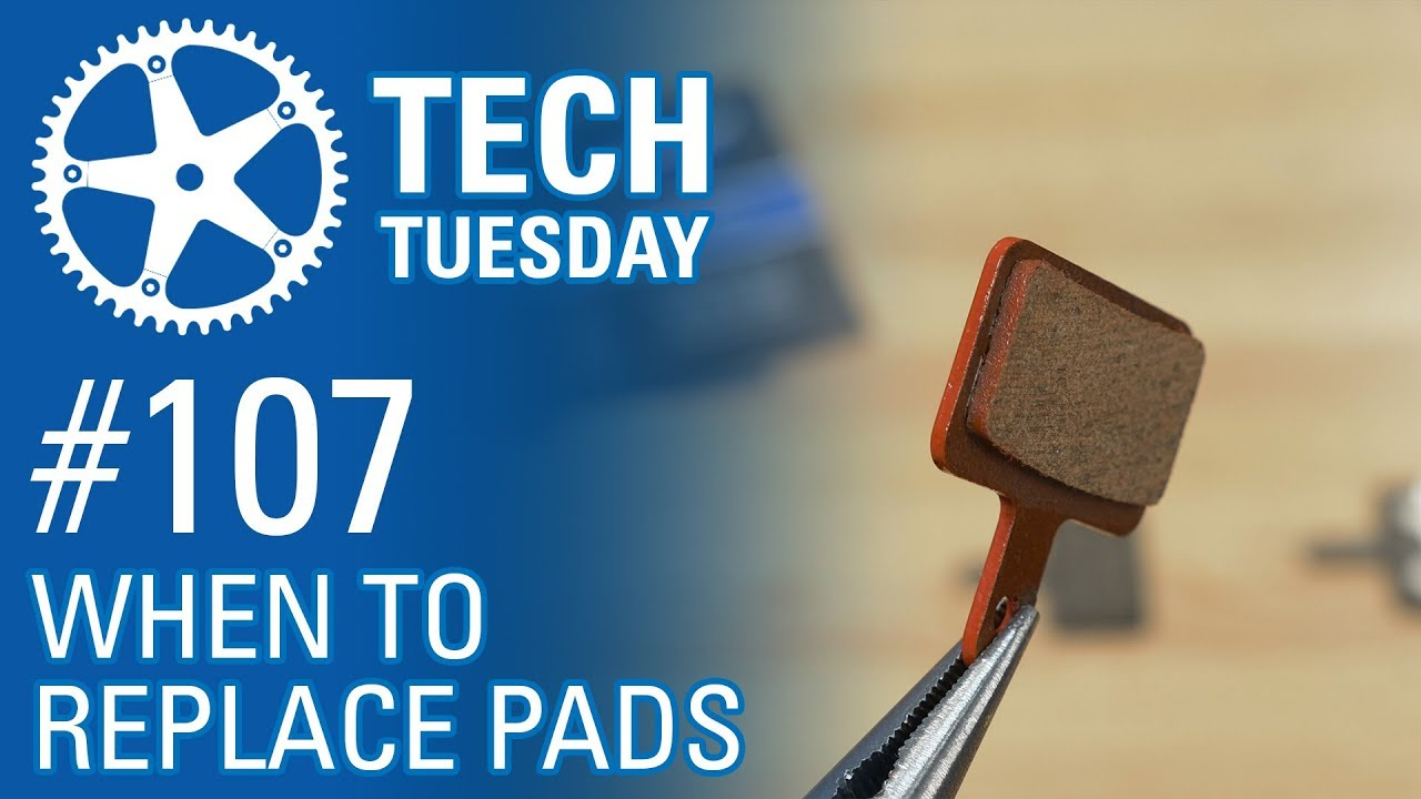 When To Replace Brake Pads >> When To Replace Disc Brake Pads Tech Tuesday 107