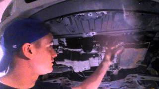 Mazda 3 Oil Change How-to Mazda3