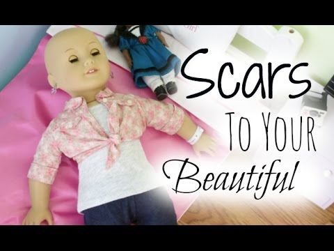 Scars To Your Beautiful, an AGMV #AGZCrew