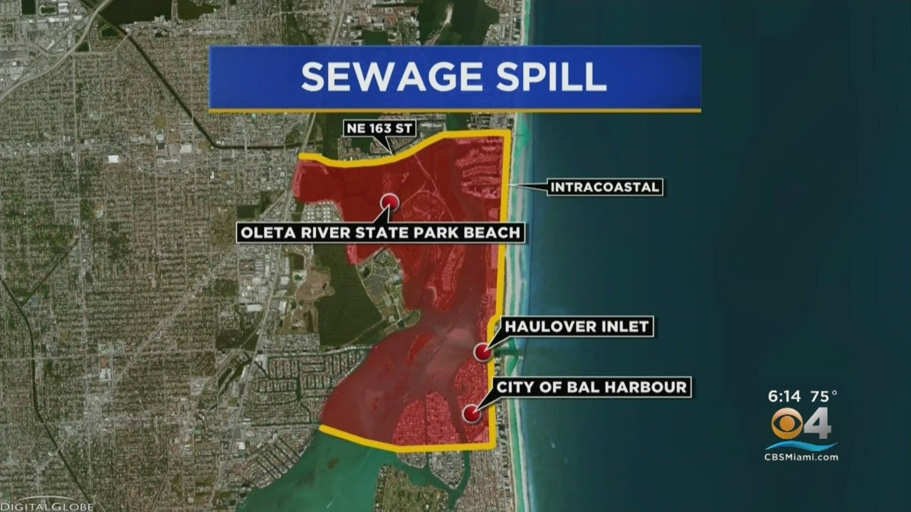 No Swimming Advisory For Haulover Beach, Oleta River State Park Due To  Sewage Spill