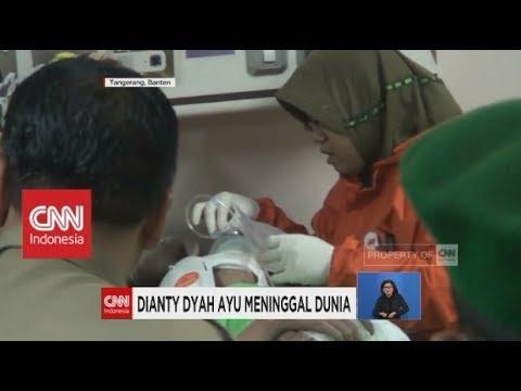 Dianty Dyah Ayu Korban Longsor Underpass Bandara Meninggal Dunia