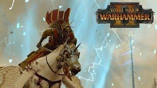 Higher Magic - High Elves vs Empire // Total War: Warhammer II Online Battle