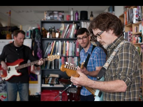 Chris Forsyth & The Solar Motel Band: NPR Music Tiny Desk Concert