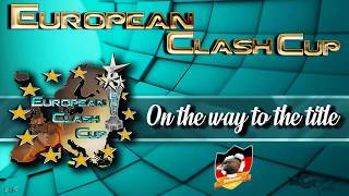Clash of clans : European Clash Cup Tourmament highlight before the final