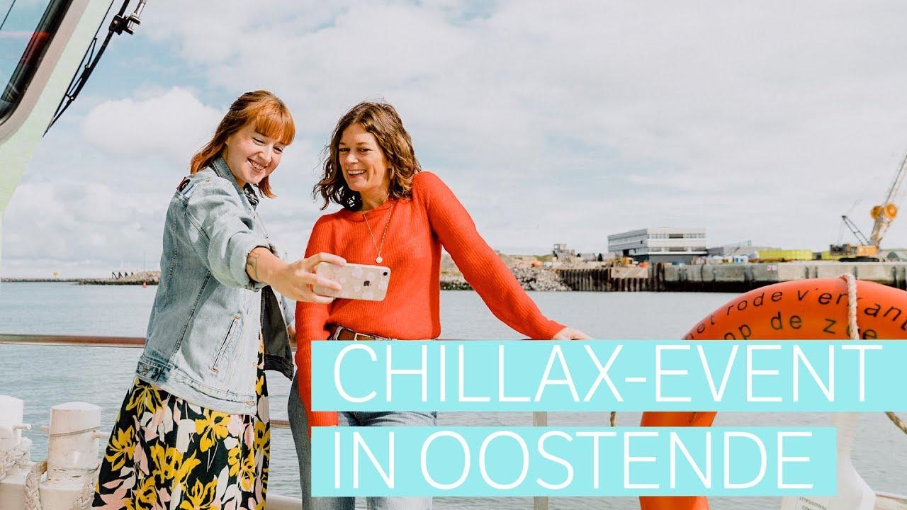 WEEKENDTIP: kom op zondag 20 oktober naar onze Flair Chillax in Oostende