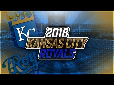 2018 KANSAS CITY ROYALS (PROJECTED OPENING DAY ROSTER) - MLB THE SHOW 17 DIAMOND DYANSTY!