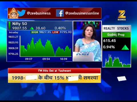 Stocks Helpline: Experts Recommend Selling In Reliance Communications