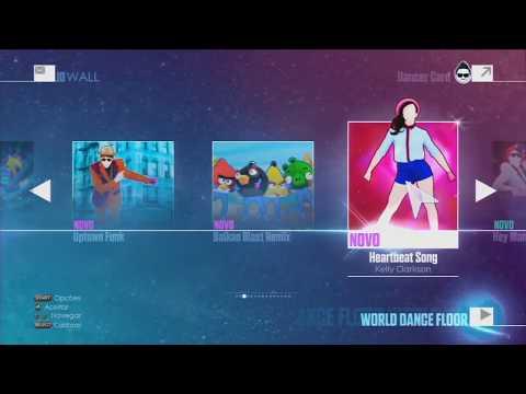 Just Dance 2016 menu ( xbox 360 ps3 e wii ) em FULL HD