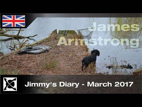 ***Carp Fishing*** The Warm Rays Of Spring  James Armstrong
