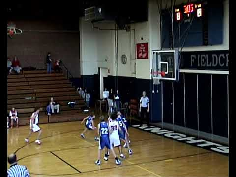 Metamora Grade School - Boys Basketball - 2007 (Part 2)