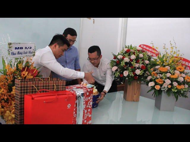 Kỉ niệm sinh nhật Mr. Nghĩa Phó Tổng Giám Đốc Công Ty Ô Tô Miền Nam (5.6.2020)