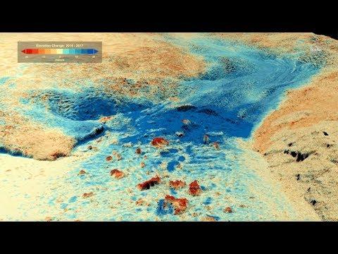 Greenland's Jakobshavn Glacier Reacts to Changing Ocean Temperatures