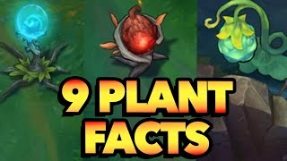 9 Things You Should Know About PLANTS - League of Legends