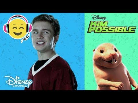 Kim Possible | Naked Mole Rat Rap - REMIX | Disney Channel UK