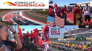 F1 Austin Texas 2017 COTA USA