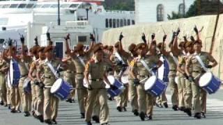 Banda musica del Kri Dewaruci-2