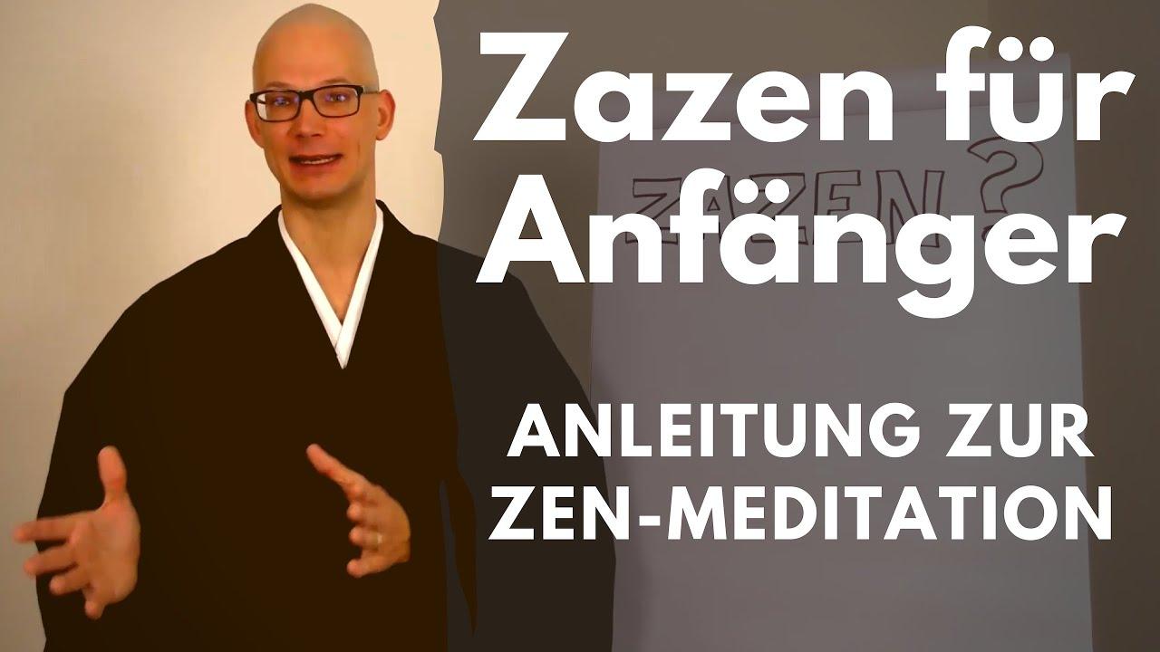Zen Meditation lernen - Atemzählen und Atemvertiefung || Hinnerk Polenski