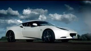 Top Gear : Lotus Evora Road Test - Top Gear - BBC
