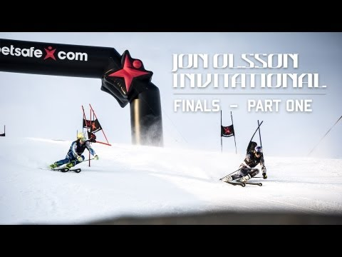 Jon Olsson Invitational - Finals Part 1