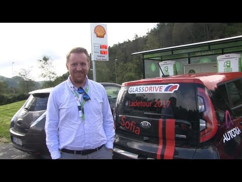 Ladetour 2017 with Fortum and Nissan part 3