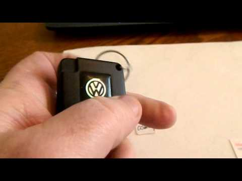 VW Key Keychain Butane Lighter
