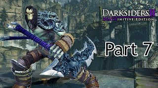Darksiders II: DEATHinitive Edition   The Lost Temple Part 1!