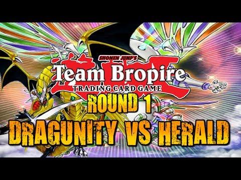 BROPIRE TOUR! DRAGUNITY VS HERALD