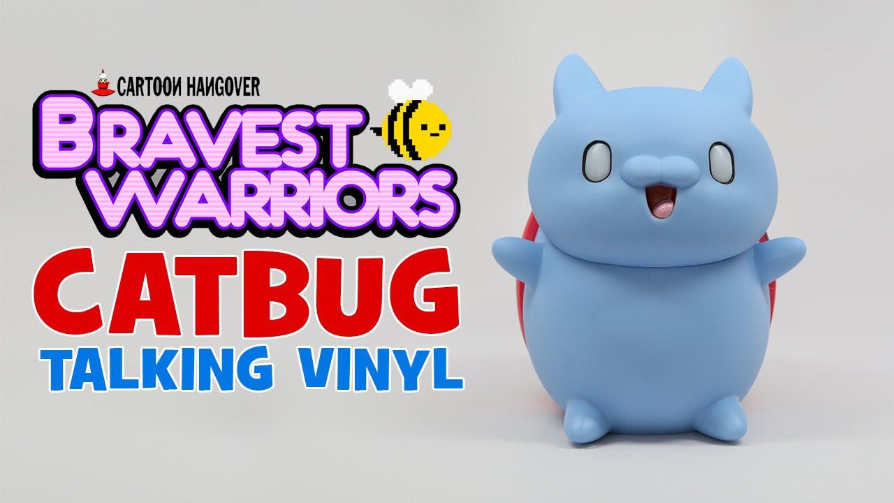 catbug talking vinyl figure youtube