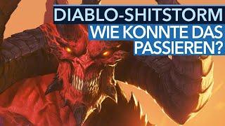 Diablo-Shitstorm - Wie konnte Blizzard das passieren?