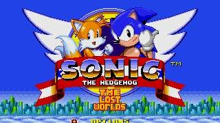 Sonic the Hedgehog - The Lost Worlds - Full Walkthrough