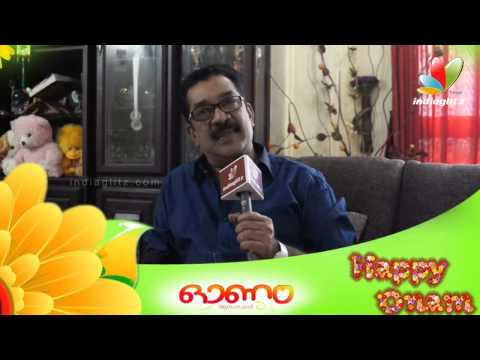 I am Lucky to Act with Mamooty | Onam Special Interview With Sadiq