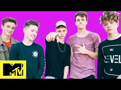 Willy Waving? Why Don't We Play Slanguage! | MTV Music
