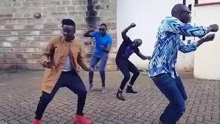Sauti sol Short and sweet dance