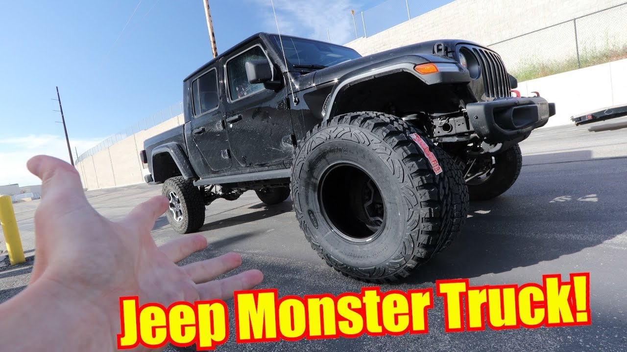 2020 Jeep Gladiator Mods