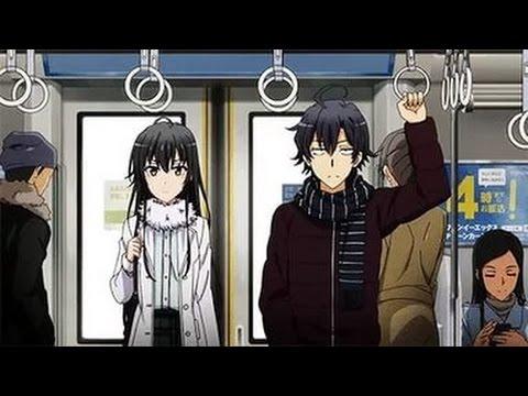Хикигая и Юкино - Ты моя тень?