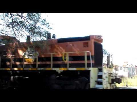Tallyrand Terminal Railroad Power Move