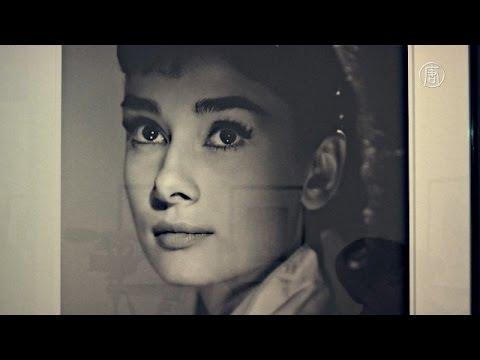 Неизвестные фото Одри Хепбёрн показали в Лондоне (новости)