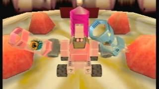 Custom Robo gameplay, Nintendo 64