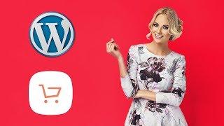 2019 Wordpress - ONLİNE MAĞAZA ile e-Ticaret web Sitesi Oluşturmak için nasıl!
