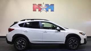 New 2019 Subaru Crosstrek Christiansburg VA Blacksburg, VA #SU190365