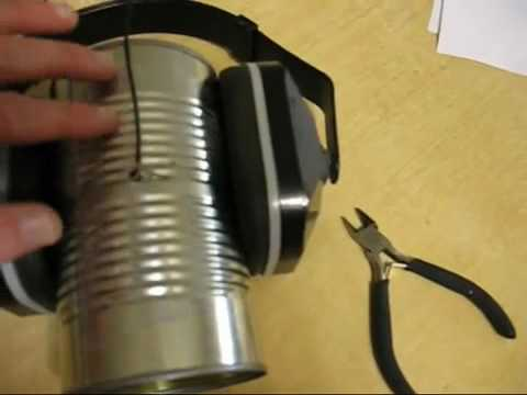The soup can wifi antenna