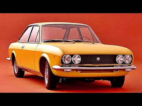 Fiat 124 sport coup story year 1967 1975 seconda puntata youtube - 1975 fiat 124 sport coupe ...