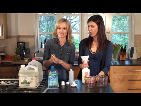 Gorgeously Green - How to Make Non-Toxic Mouthwash